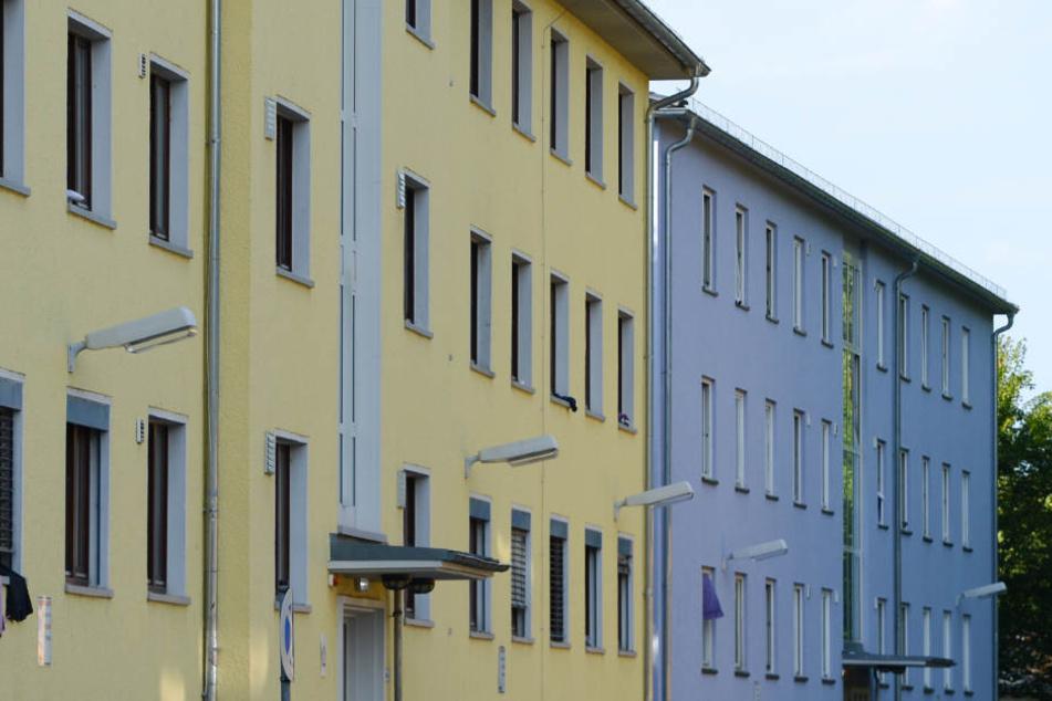 In der Erstaufnahmeeinrichtung für Flüchtlinge in Gießen kam es zu einer Auseinandersetzung.