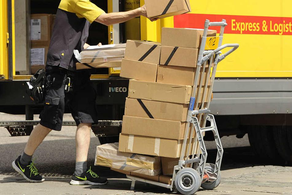 """Bei dem Portal """"Paket-Ärger"""" haben sich rund 6500 Nutzer über die Paketdienste beschwert. (Symbolbild)"""