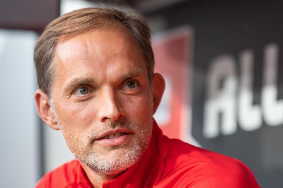 Der heutige PSG-Erfolgscoach Thomas Tuchel wurde mit Petar Sliskovic A-Jugend-Meister und verhalf ihm zu seinem Profidebüt.