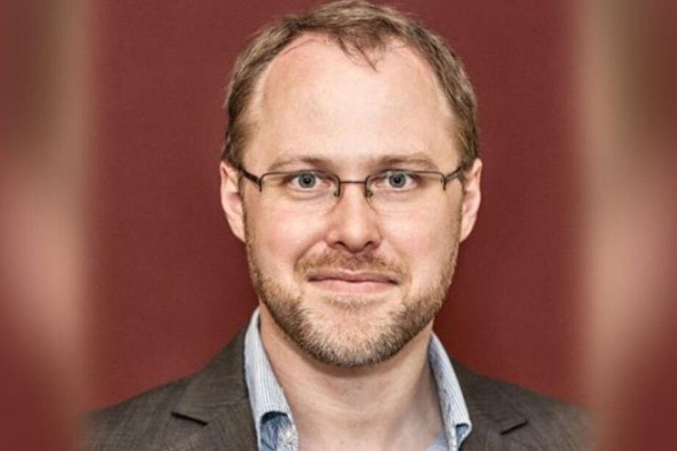 Traf sich mit Josef Schuster zum Gespräch: TAG24-Redakteur Patrick Hyslop.