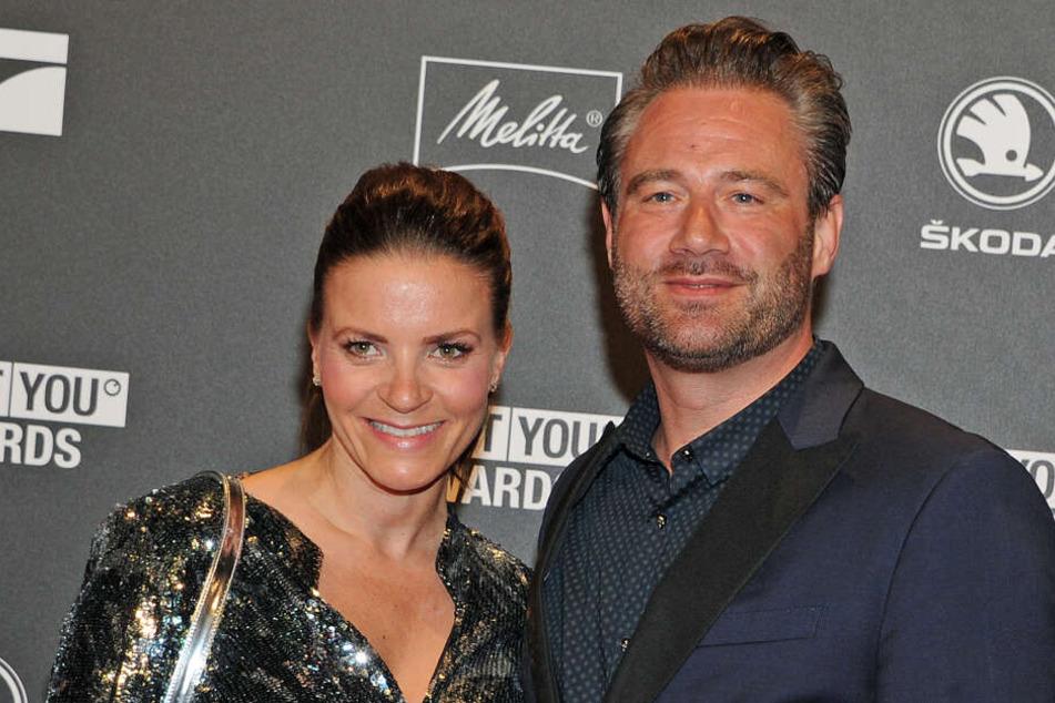Musiker Sasha und seine Frau Julia.