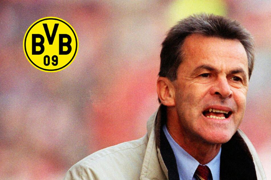 """Ex-BVB-Coach Hitzfeld kritisiert Favre-Aus! Dortmund unter """"öffentlichem Druck eingeknickt"""""""