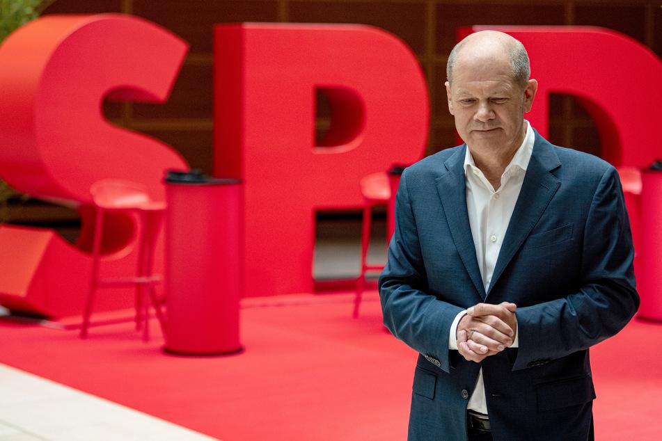 SPD-Kanzlerkandidat Olaf Scholz (63) hat sich strikt gegen Steuersenkungen für Unternehmen ausgesprochen.