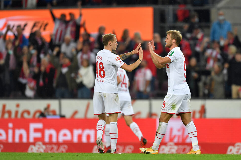 Nearly gone; now a bearer of hope: Sebastian Andersson turns into more and more necessary for 1. FC Köln
