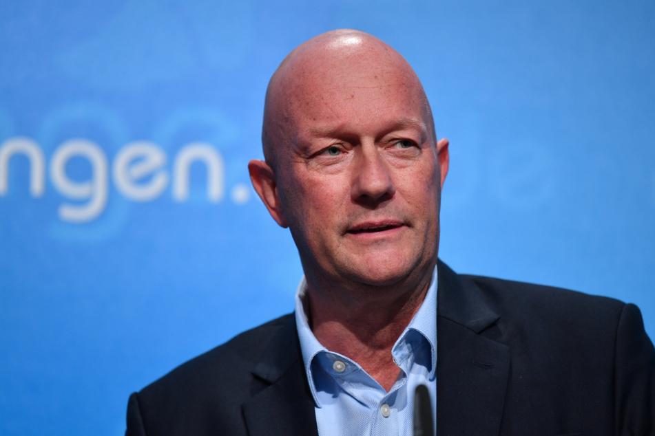 Thomas Kemmerich (55) ist Fraktionsvorsitzender der FDP-Thüringen.
