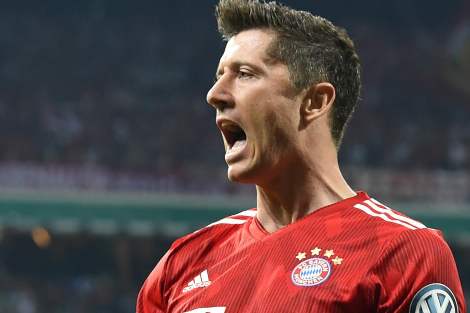 Robert Lewandowski betont die Bedeutung von Neuzugängen beim FC Bayern.