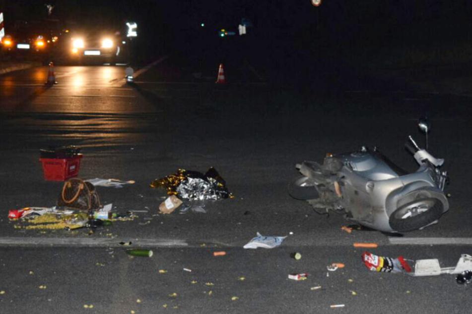 Die 50-Jährige musste nach dem Unfall notoperiert werden.