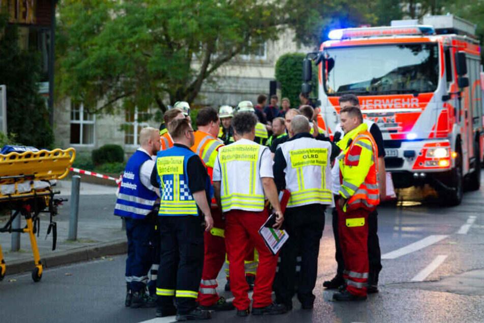 14 Verletzte durch Chlor-Gas in Wiesbadener Therme
