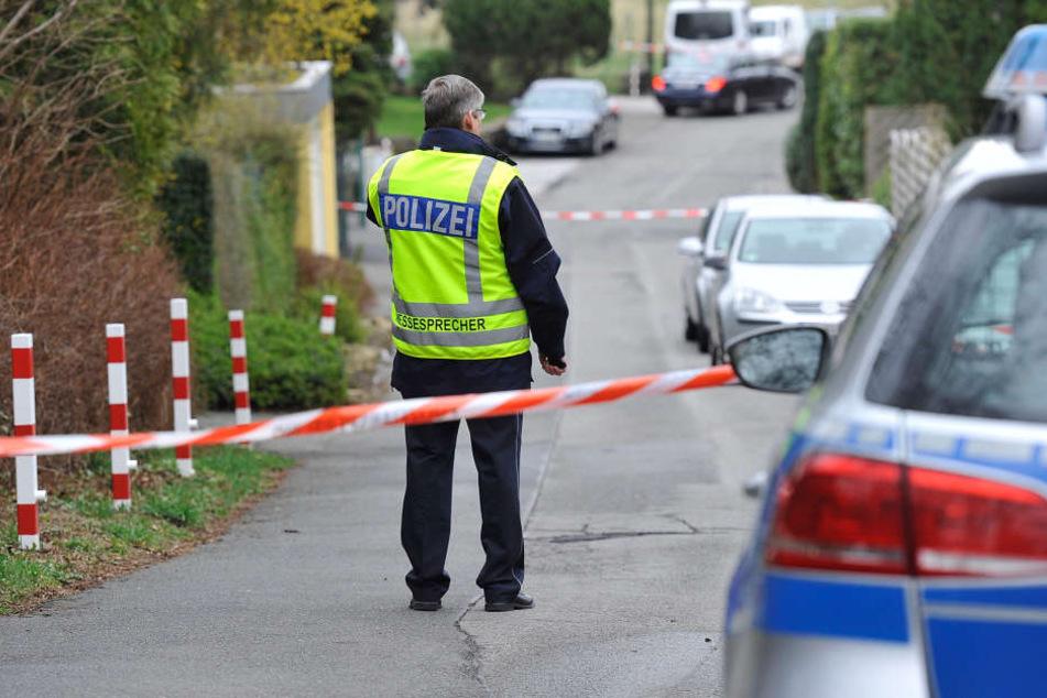 Der Tatort war akribisch untersucht worden (Archivbild).