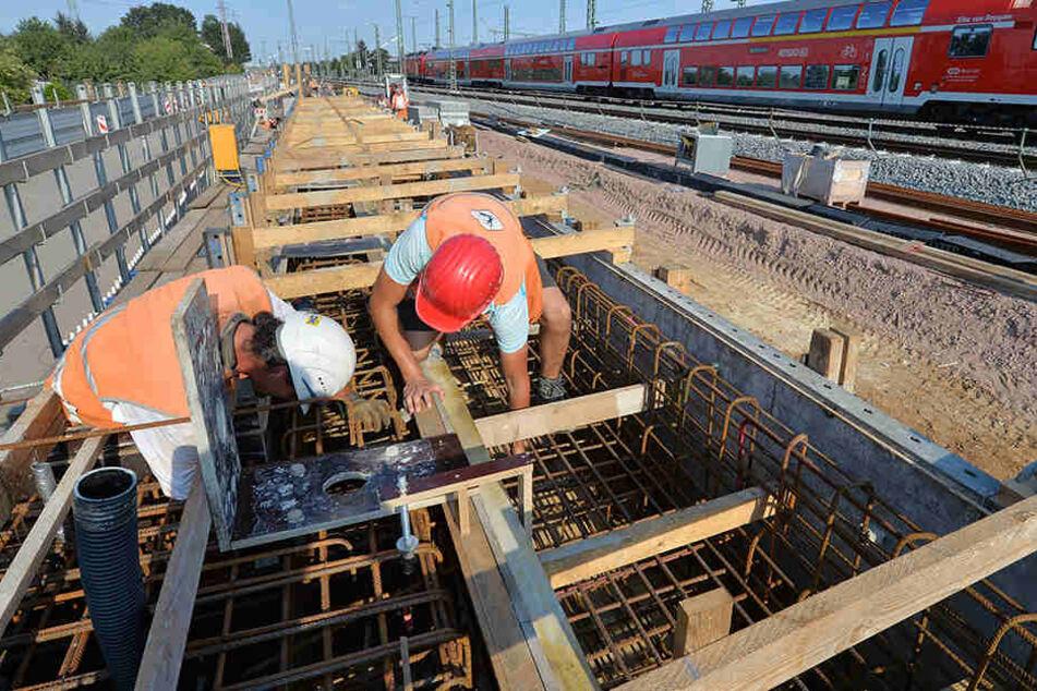 Neue Baustellen im Leipziger Osten: Hier wird schon bald gewerkelt