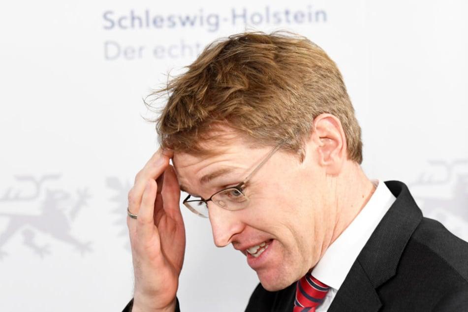 Daniel Günther ist seit 2017 Ministerpräsident von Schleswig-Holstein.