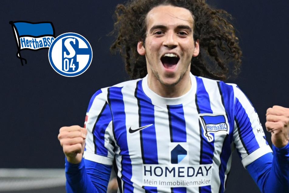 Hertha schießt Schalke noch tiefer in die Krise! Tasmania-Rekord wackelt gewaltig