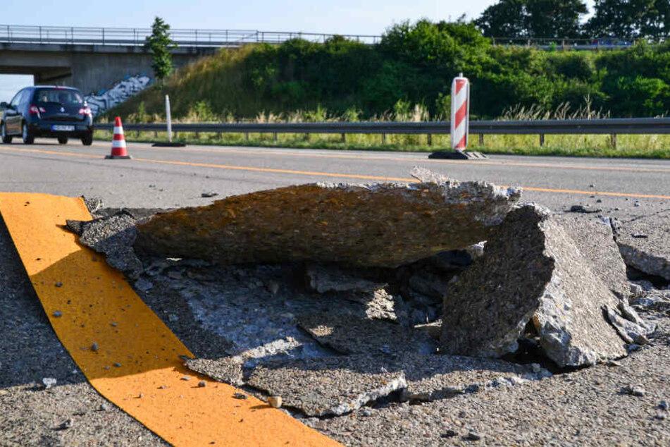 Stuttgart: Autofahrer aufgepasst: A5 wird bald voll gesperrt!