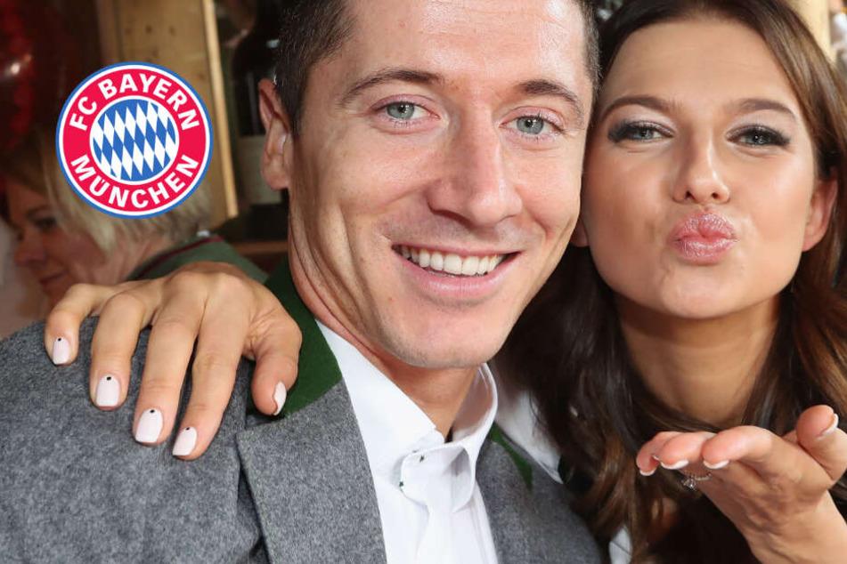 Bayern-Star lüftet süßes Geheimnis! Robert Lewandowski wird erneut Vater