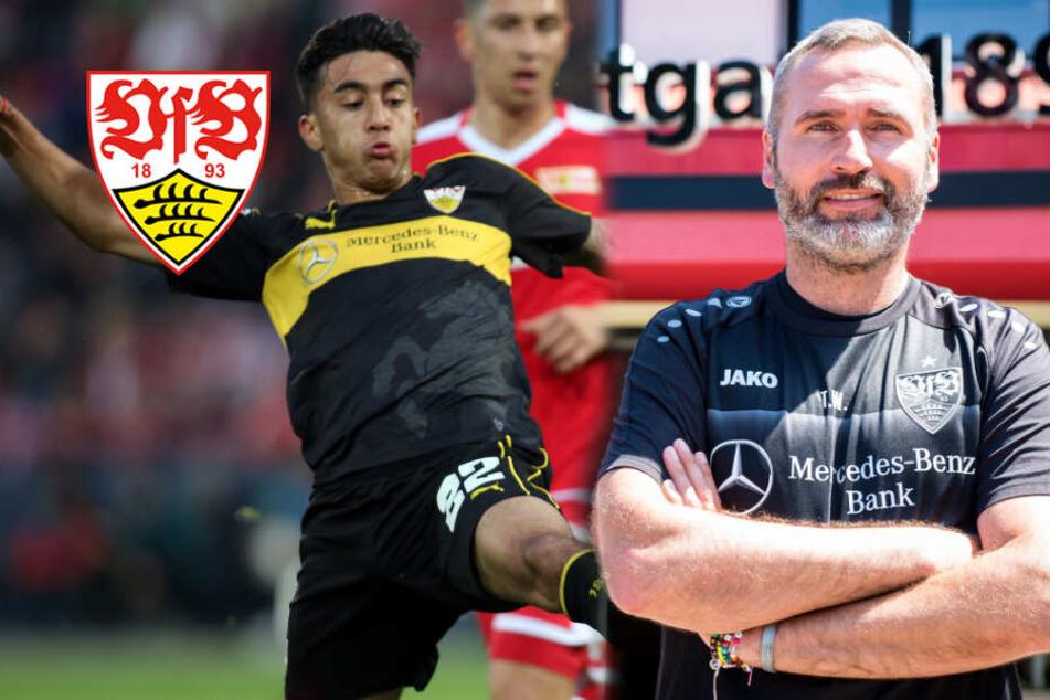Verlässt Nicolas Gonzalez den VfB? Coach Tim Walter spricht Machtwort