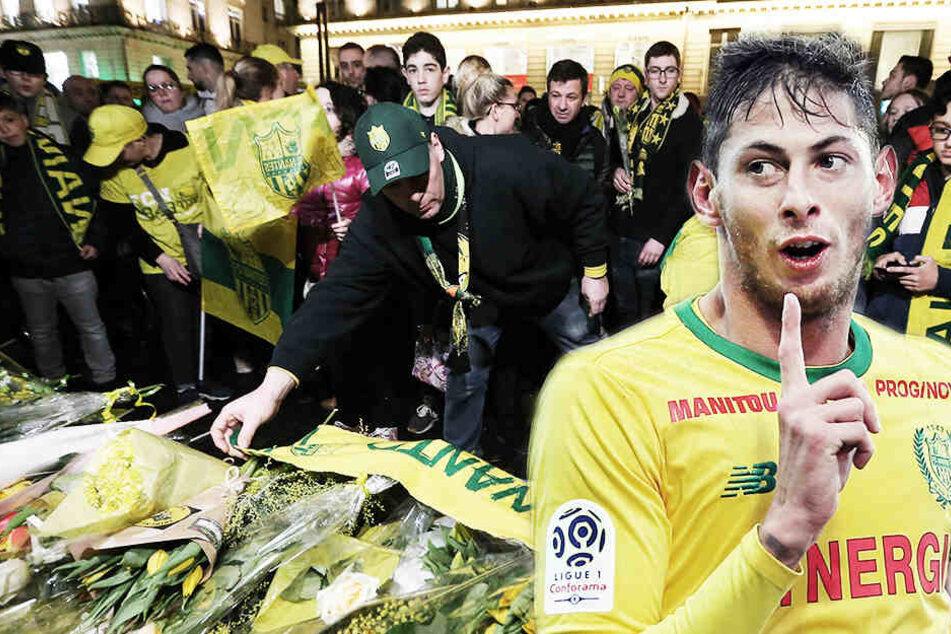 Flugzeug mit Fußballstar an Bord vom Radar verschwunden: Dramatische Sprachnachricht aufgetaucht!