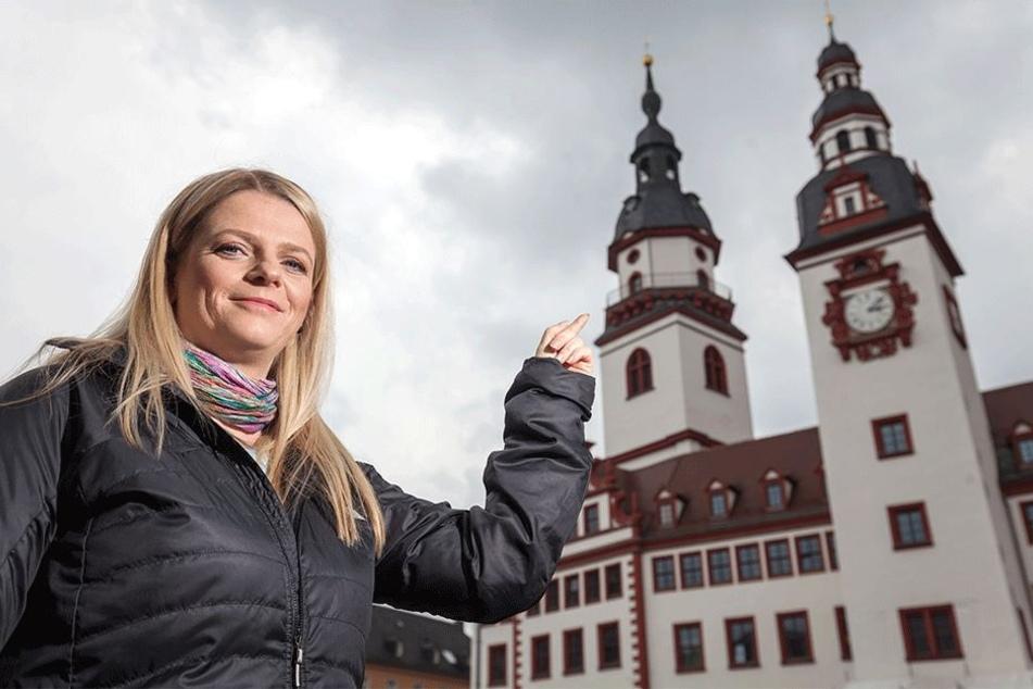 Fleißmeise: Susanne Schaper (39, Linke) stellte die meisten Ratsanfragen, hielt die Verwaltung auf Trab.
