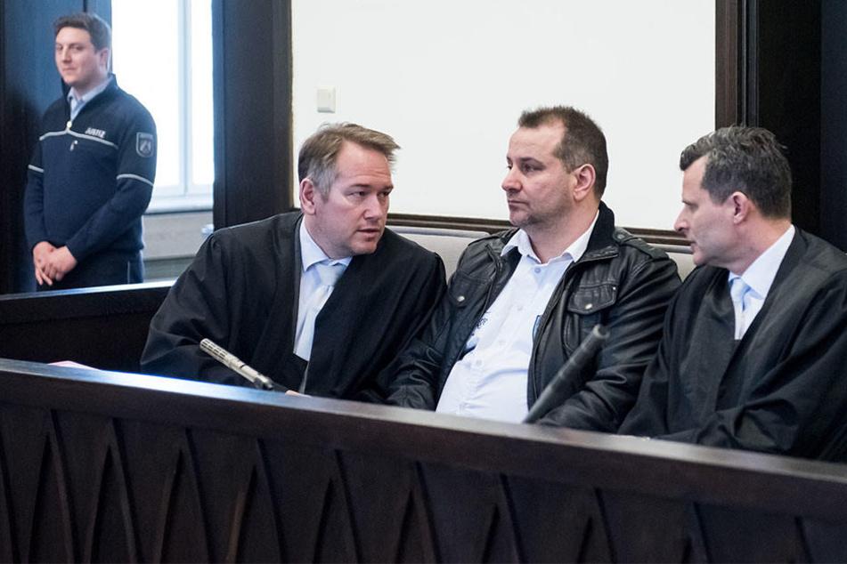 Die letzte Sitzung wurde vorzeitig beendet, weil Wilfried W. nicht aussagen wollte.