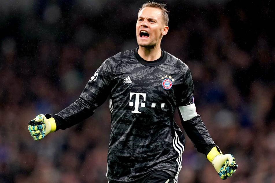 Manuel Neuer will sich noch nicht aus dem DFB-Kasten verabschieden.