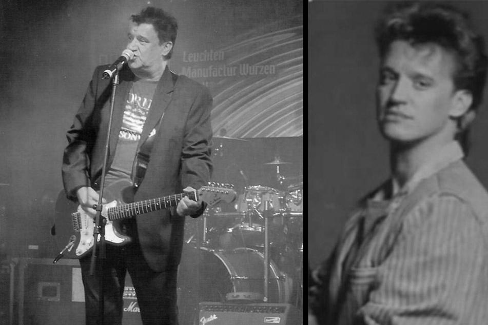 """Sänger Michael Barakowski landete mit """"Zeit, die nie vergeht"""" mit seiner Band """"Perl"""" 1985 einen der größten DDR-Hits. Am Freitag ist er gestorben."""