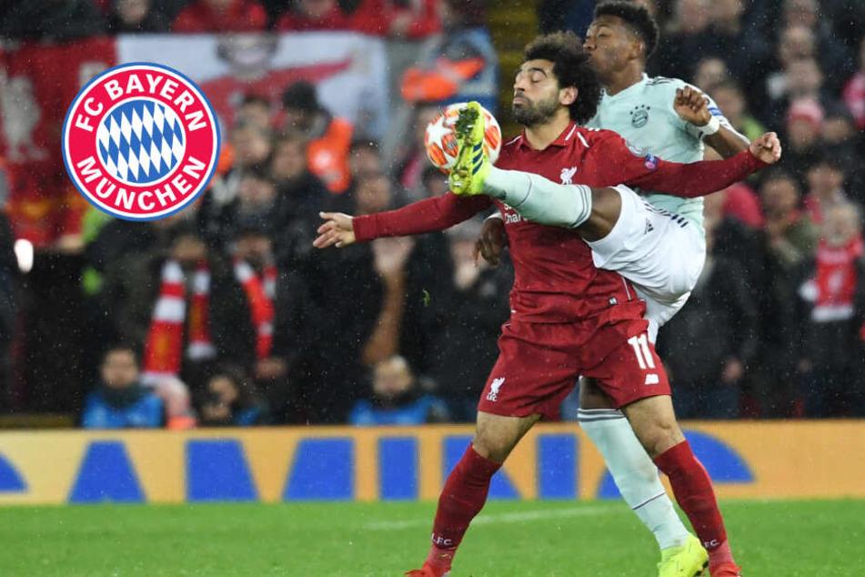 Was für ein Kampf! Bayern erarbeitet sich starkes Remis gegen Liverpool