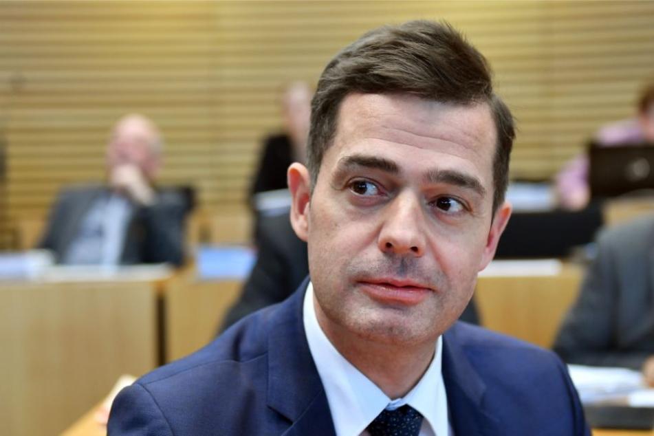 Mohring tritt nächstes Jahr für die CDU als Spitzenkandidat an. (Symbolbild)