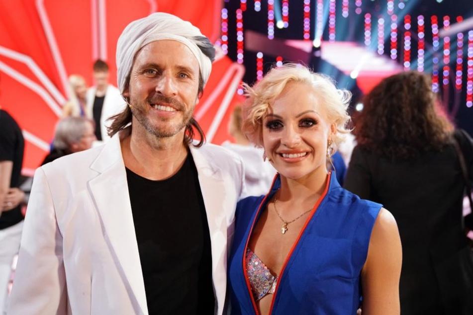 Für TV-Koch Chakall (45) und seine Tanzpartnerin Marta Arndt (28) hat es am Ende nicht gereicht.