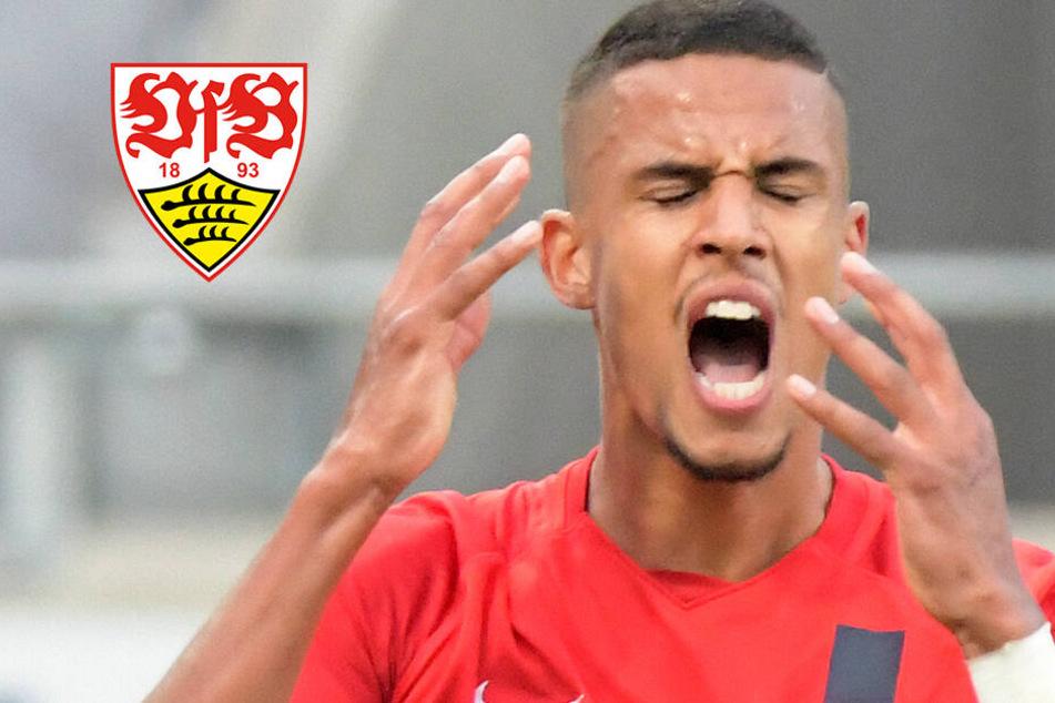 Der neue Gomez? VfB Stuttgart an bärenstarkem Zweitliga-Stürmer dran