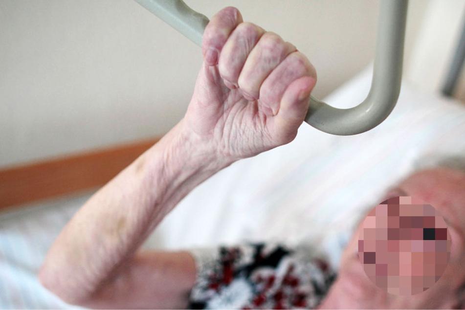 Die angeblichen Misshandlungen in dem Seniorenzentrum wurden durch einen Fernsehbericht aufgedeckt (Symbolbild).