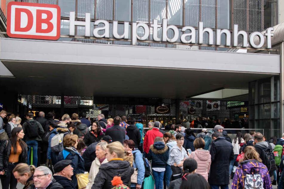 Am Münchner Hauptbahnhof hat sich ein erschreckender Zwischenfall ereignet.