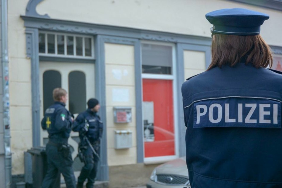 Die Räume der Jugendorganisation wurden am Dienstagmorgen durchsucht.
