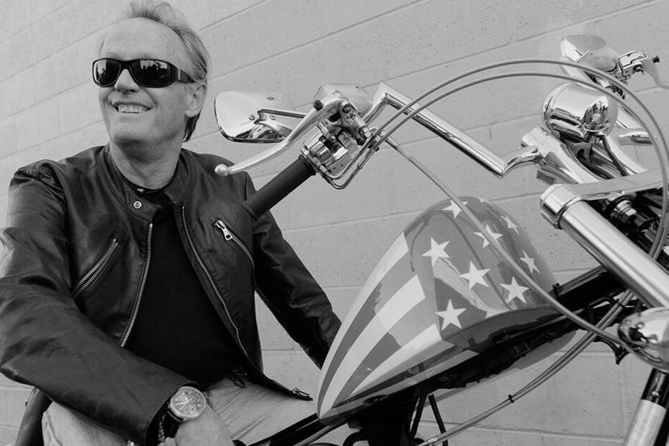"""""""Easy Rider""""-Star Peter Fonda stirbt mit 79 Jahren"""