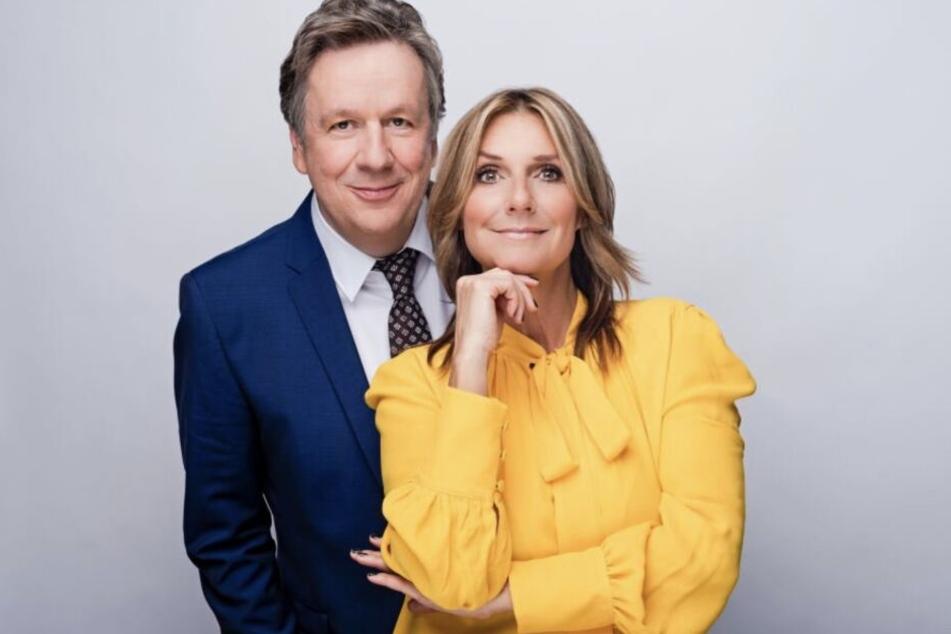Jörg Kachelmann und Kim Fisher sind auch im neuen Jahr mit dabei.