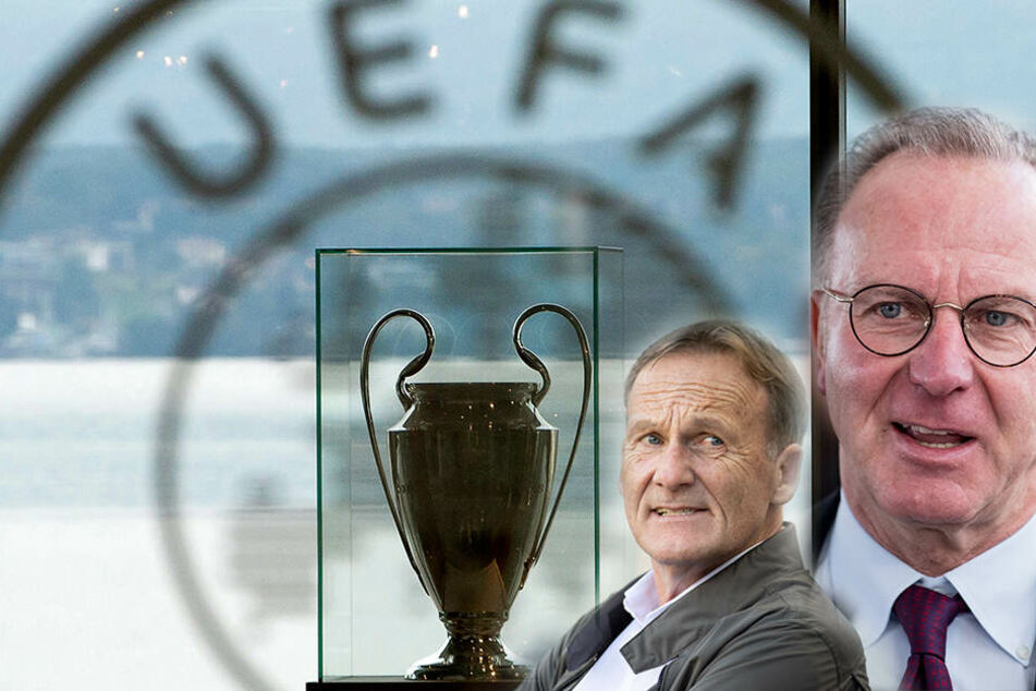 Geldregen für deutsche Europapokal-Teilnehmer: Das kassieren die Bundesligisten!