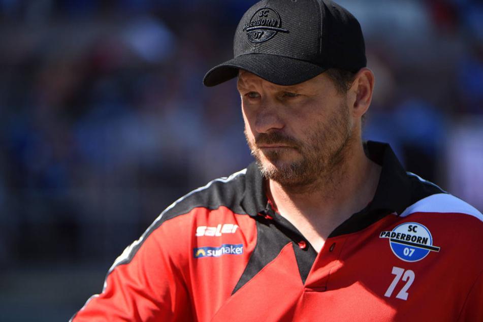 SCP-Coach Baumgart will aus Fehlern lernen.