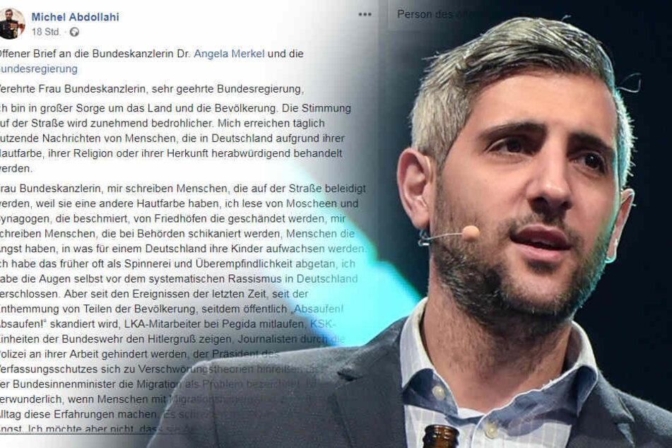 """Offener Brief von NDR-Journalist an Merkel: """"Dieser Staat steht vor einem Scheideweg"""""""