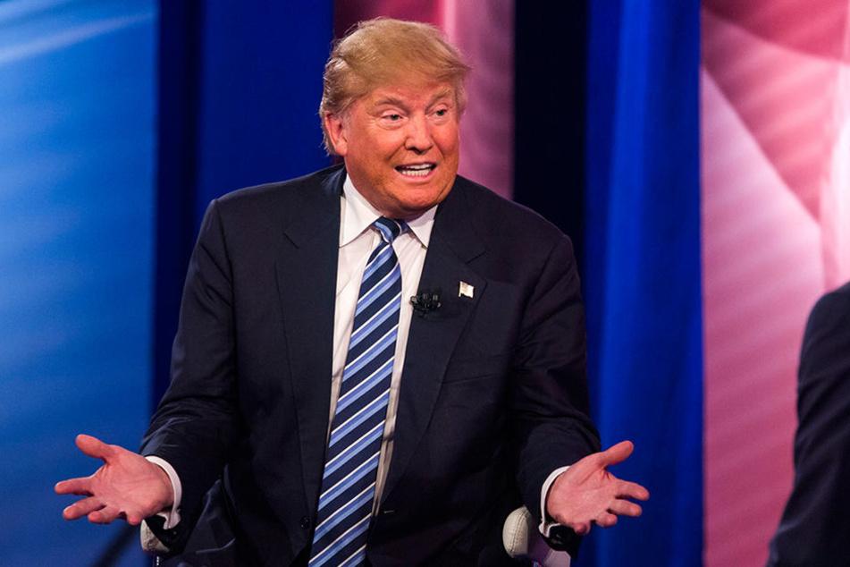 """Trump selbst hatte auf Twitter mitgeteilt, er habe die ihm unterstellte Wortwahl nicht getroffen, wenngleich er in der Debatte um die Migration """"harte"""" Worte gewählt habe."""