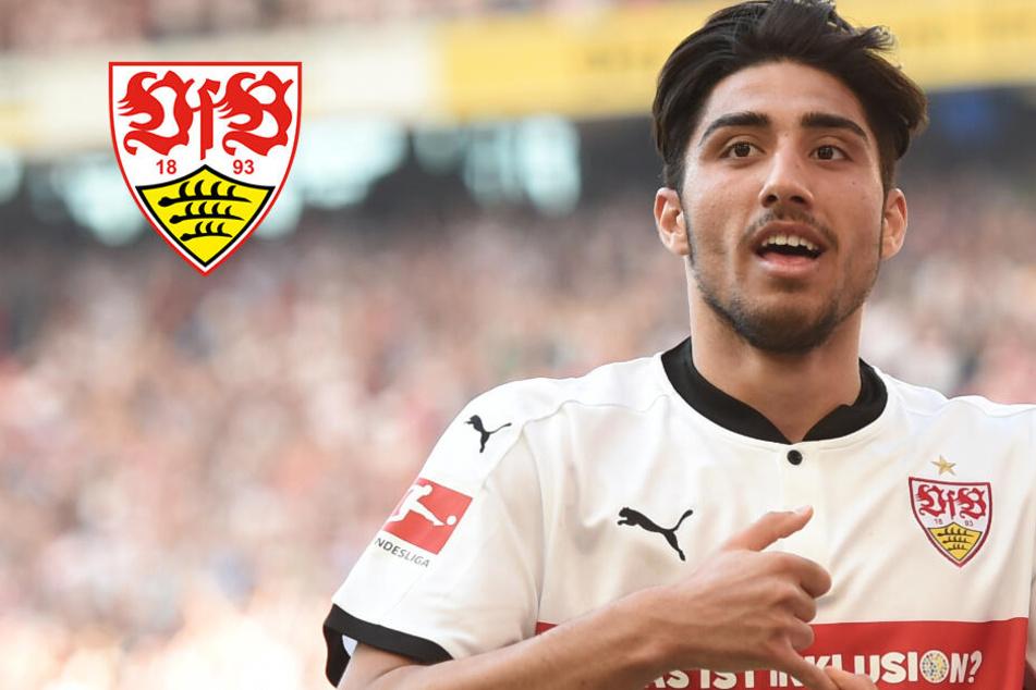 Der VfB stand unter Druck: Deshalb ließ man Eigengewächs Özcan zum HSV ziehen
