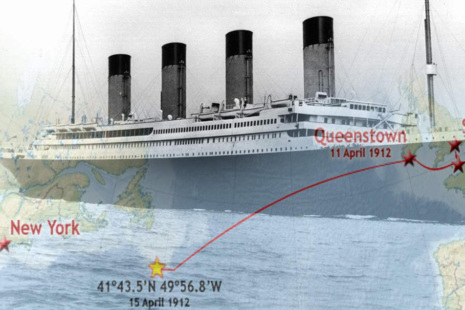 Es gibt bald eine zweite Titanic! Sie fährt dieselbe Route wie damals