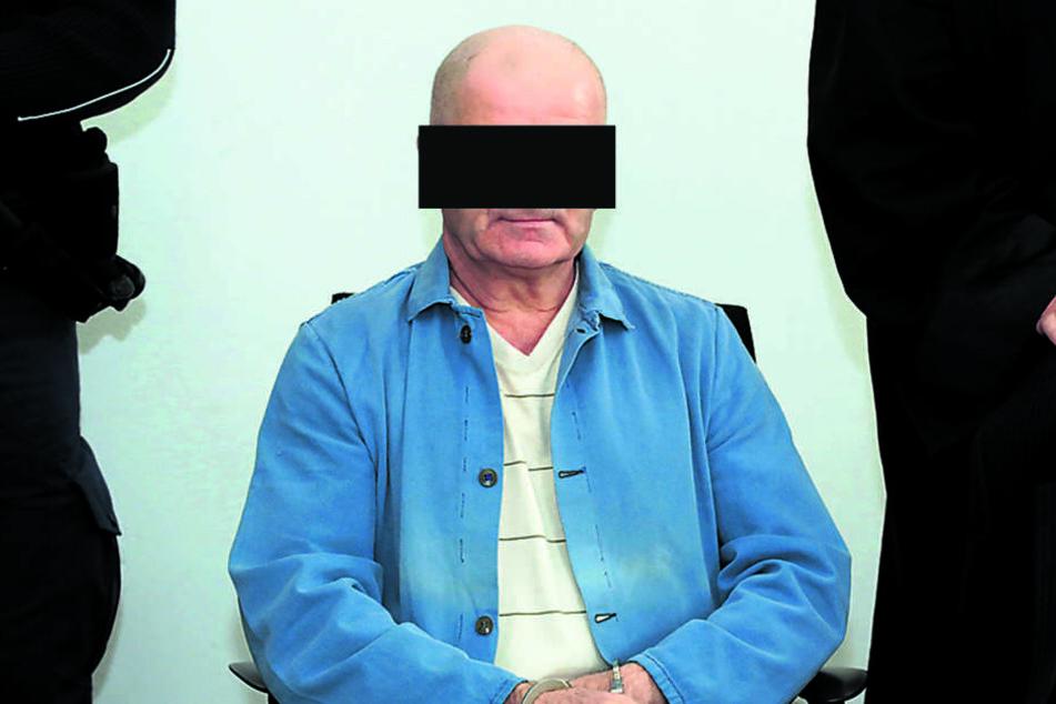 Trickdieb Stefan S. (59) zog am Dienstag kleinlaut seine Berufung zurück.