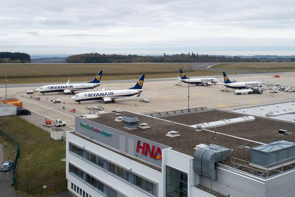 Am Hunsrücker Flughafen ist Ryanair der Platzhirsch (Symbolfoto).