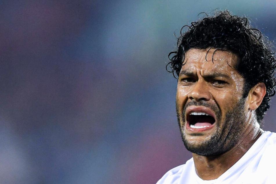 Fußball-Star Hulk verlässt seine Frau nach 12 Jahren und ist jetzt mit deren Nichte zusammen!
