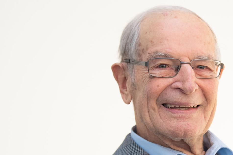 Fit im Alter: Dieser 93-Jährige hat Deutsches Sportabzeichen schon 50 Mal abgelegt