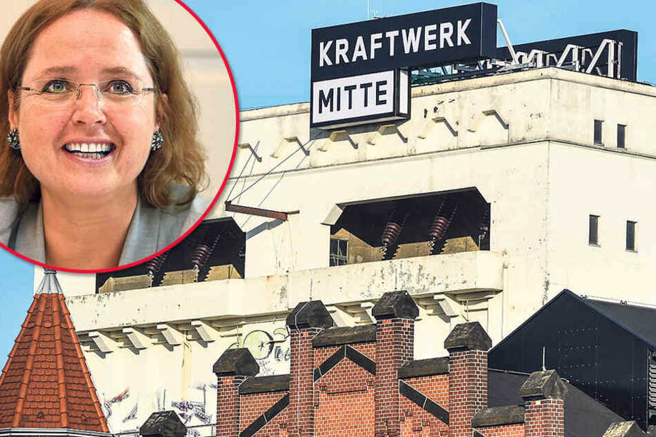Bettina Bunge (48), Chefin der Dresdner Marketing Gesellschaft.
