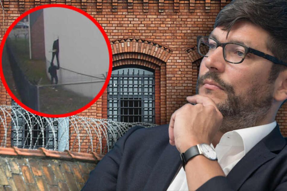 Senator Behrendt nach Flucht von JVA-Gefangenen: Aufklärung statt Rücktritt!