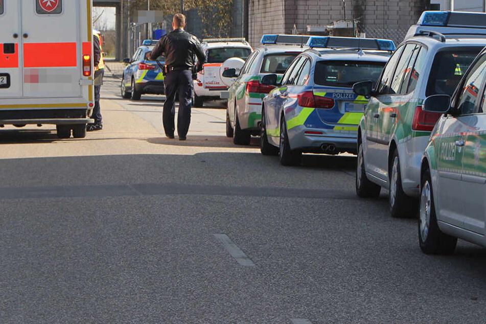 Versuchter Mord in Asylheim: Mann sticht auf schlafenden Mitbewohner ein