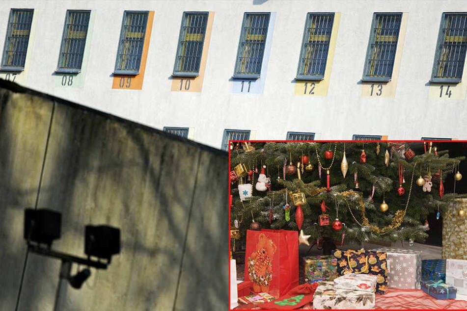 Damit sie Weihnachten mit ihren Familien verbringen können, werden jedes Jahr etwa 800 bis 900 Gefangene freigelassen.