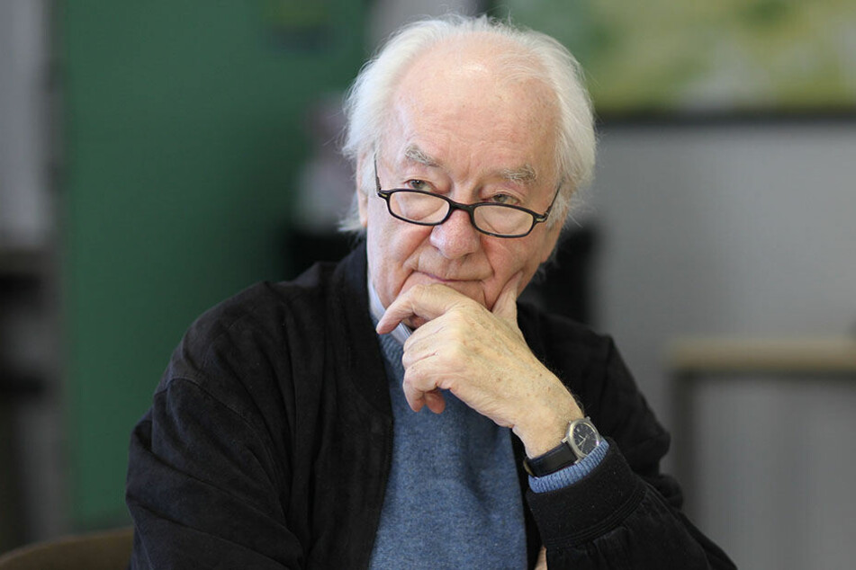 """Wolfgang Hänsch (1929-2013) gilt als einer der wichtigsten Architekten der """"Ostmoderne""""."""
