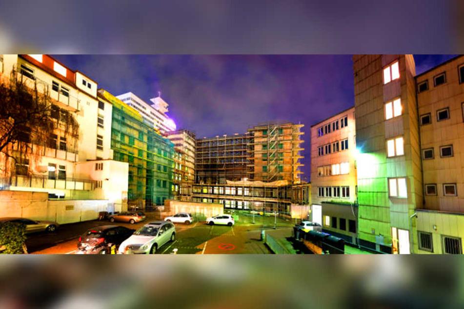 Rund um die neue Volksbank soll ein schönes Innenstadt-Viertel entstehen.