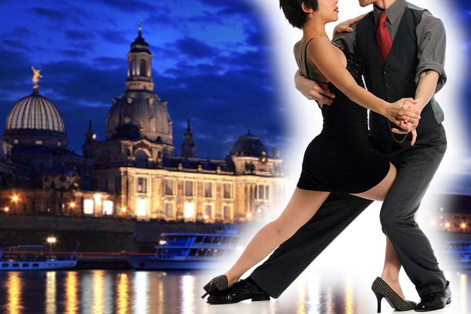 In Dresden entwickelt sich derzeit eine sehr beachtete Tango-Szene.